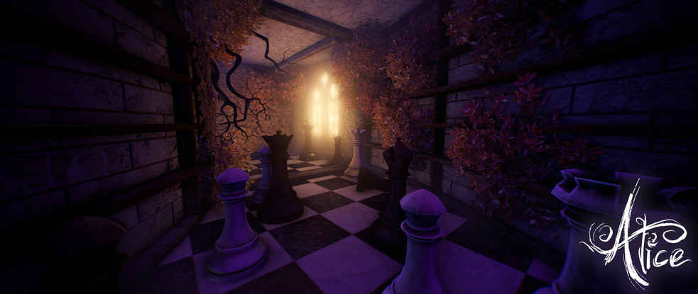 Alice im Wunderland by Virtual Escape Alice12