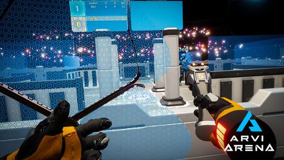 Virtual Reality Lasertag by Virtual Escape