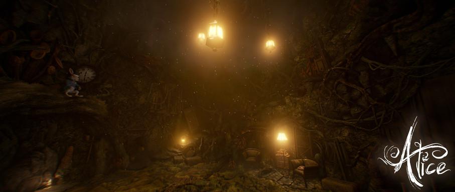 Alice im Wunderland by Virtual Escape Alice3