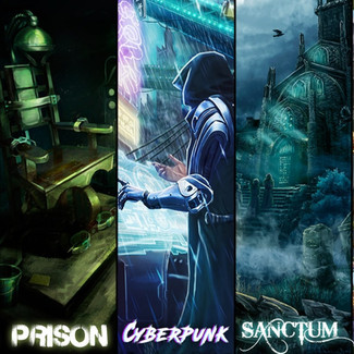 Virtual Escape freie Spielauswahl