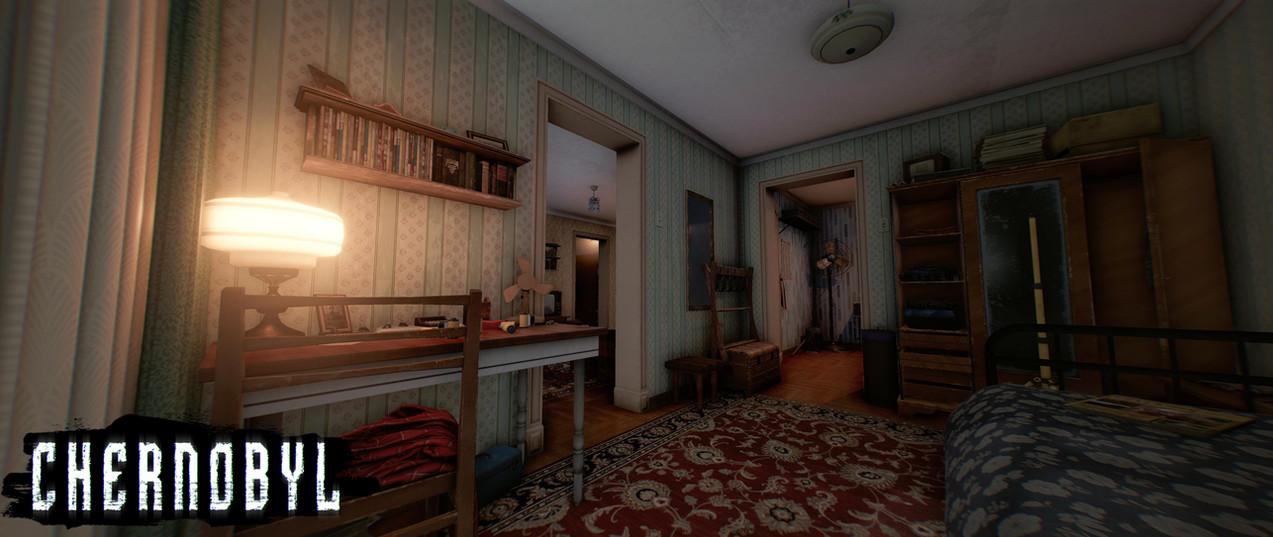 Chernobyl   Virtual Escape Room