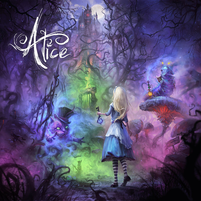 Alice im Wunderland by Virtual Escape Alice13