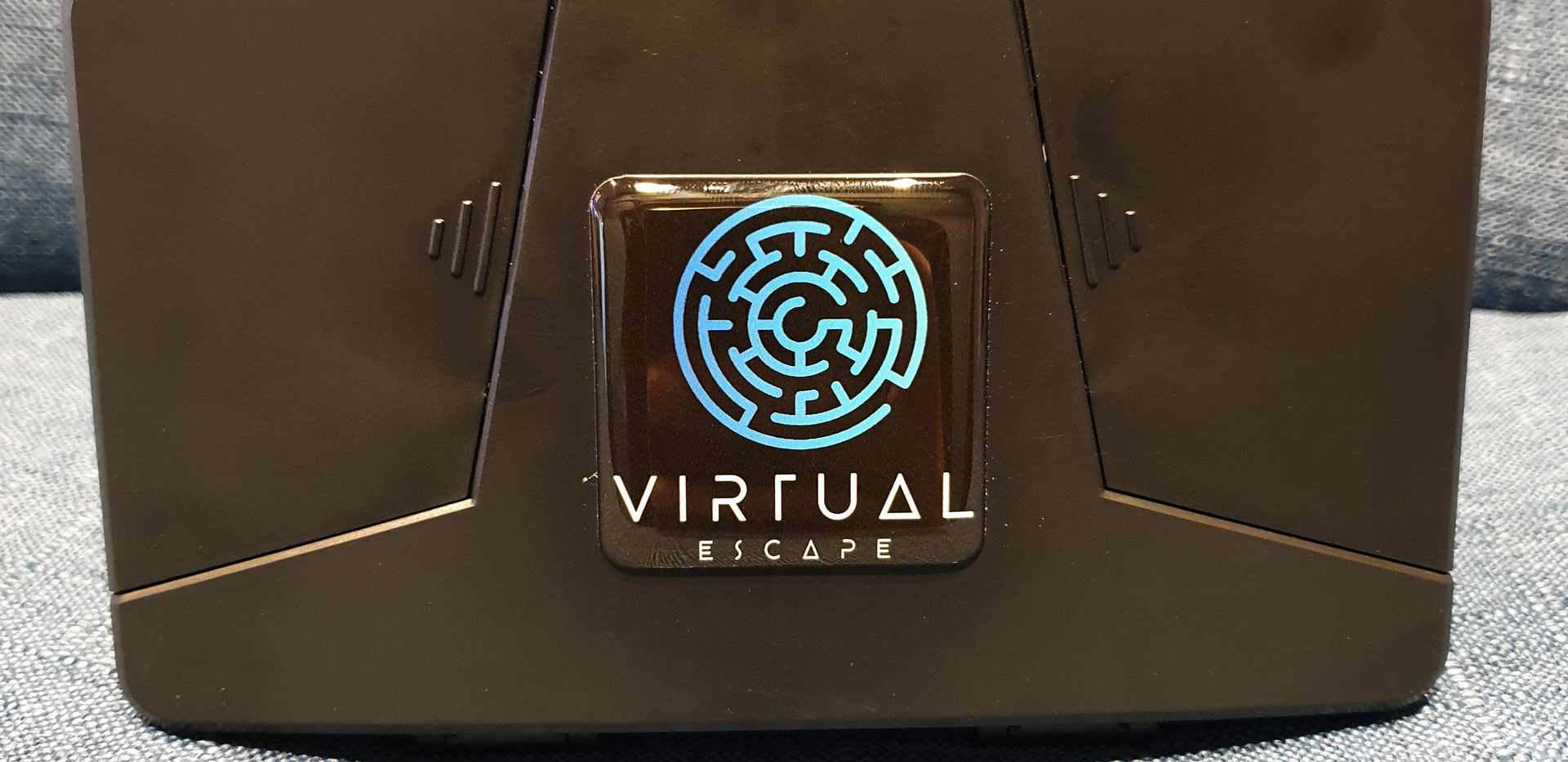 Virtual Reality Smartphone Headset Halte