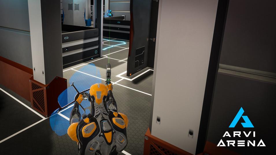 Arena - VR Lasertag | Virtual Escape