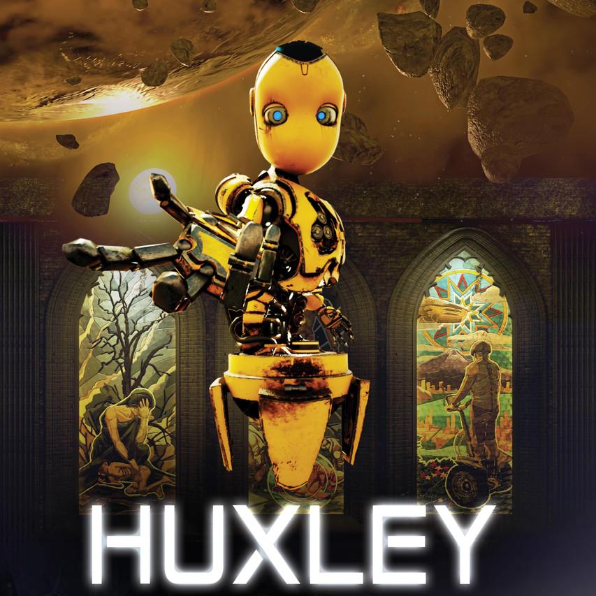 Huxley 1 Virtual Escape Salzburg