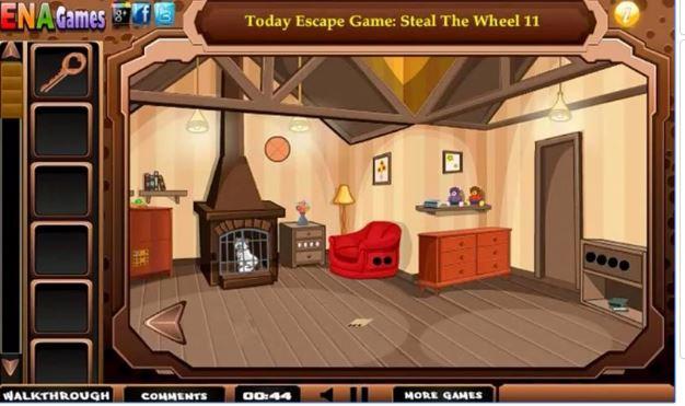 Escape Game Videospiel fürs Handy