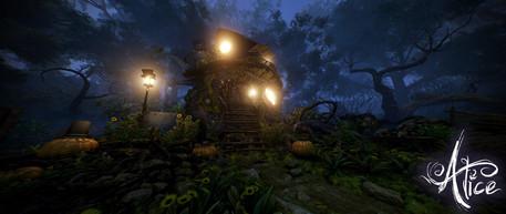 Alice im Wunderland by Virtual Escape Alice5