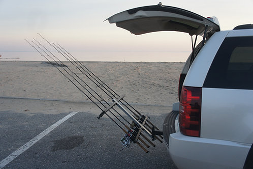 SUV Rack - 8 Rod and Reel Holder