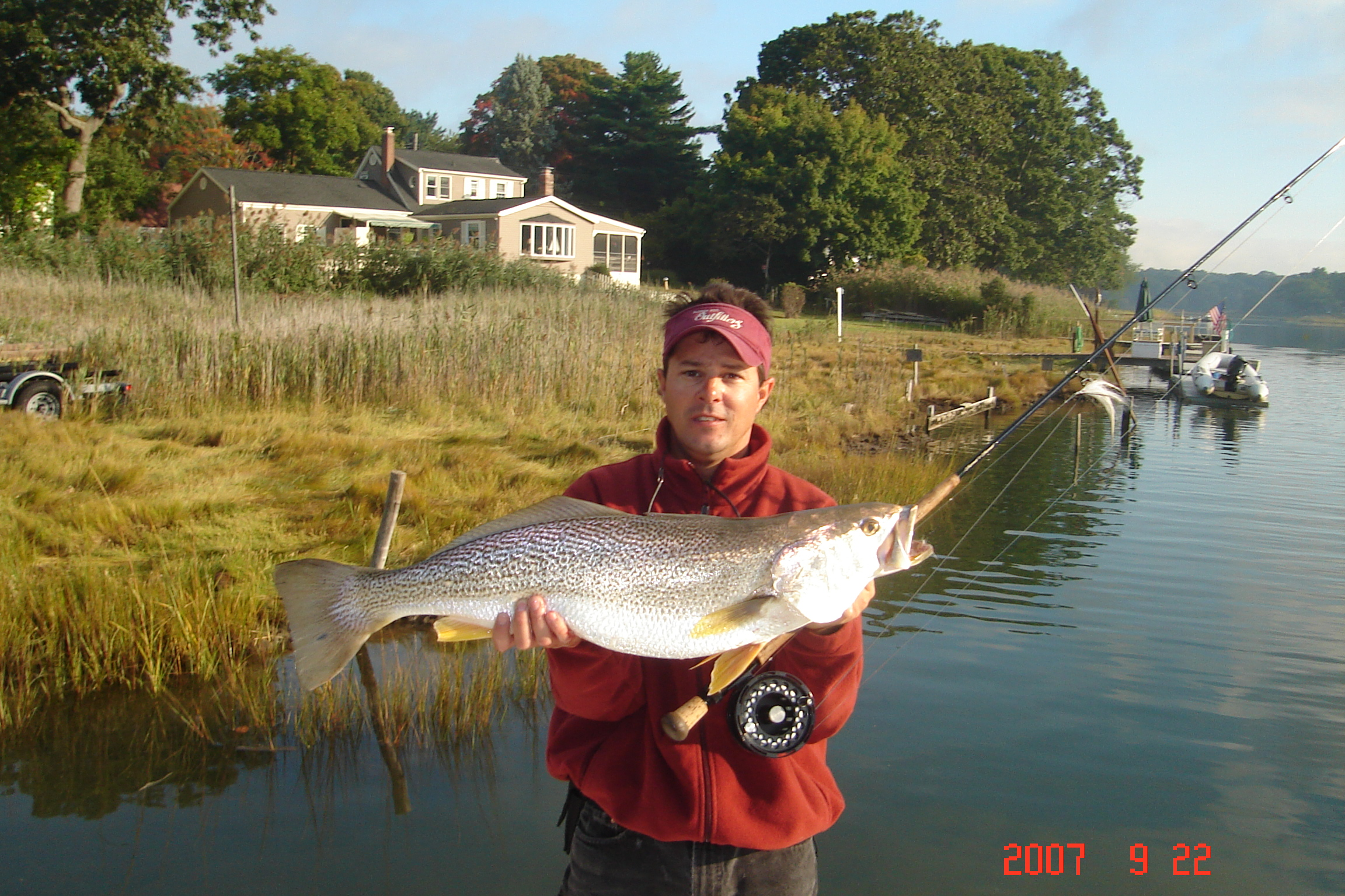 14 lb Weakfish