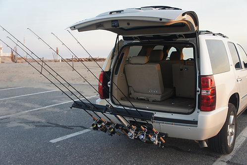 SUV Rack - 6 Rod and Reel Holder