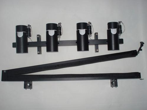 4 Locking Rod Holder Locking Rod Holders