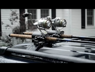 2 Locking Rod rack