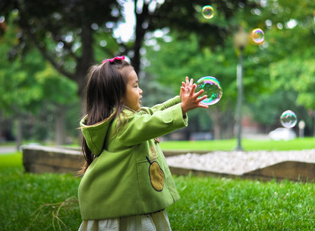 The Importance of Play: Why should you play with your child?