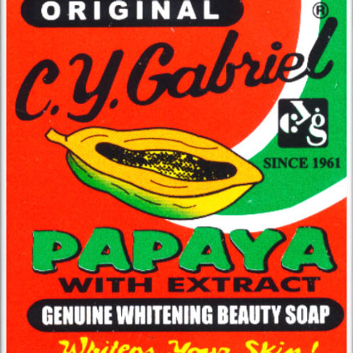 C.Y. Gabriel Papaya with Extract 60g