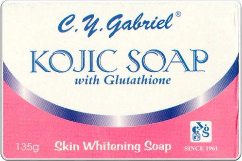 C.Y. Gabriel Kojic Soap with Glutathione