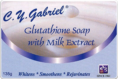 C.Y. Gabriel Glutathione Soap with Milk Extract