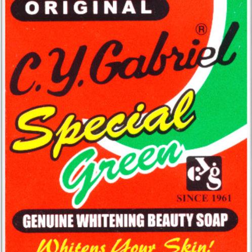 C.Y. Gabriel Special Green (Medicated) 60g