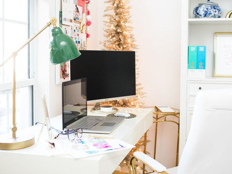 5 Ways To Make Your WFH Nook Cozy This Holiday Season