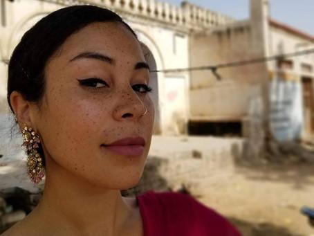 Jazzmine Raine On Traveling & Living Sustainably