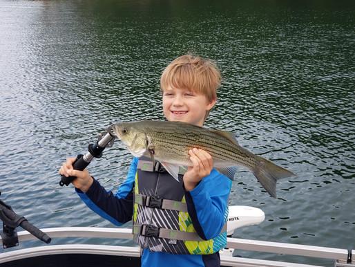 The Bite - Lake Allatoona - September 18, 2020