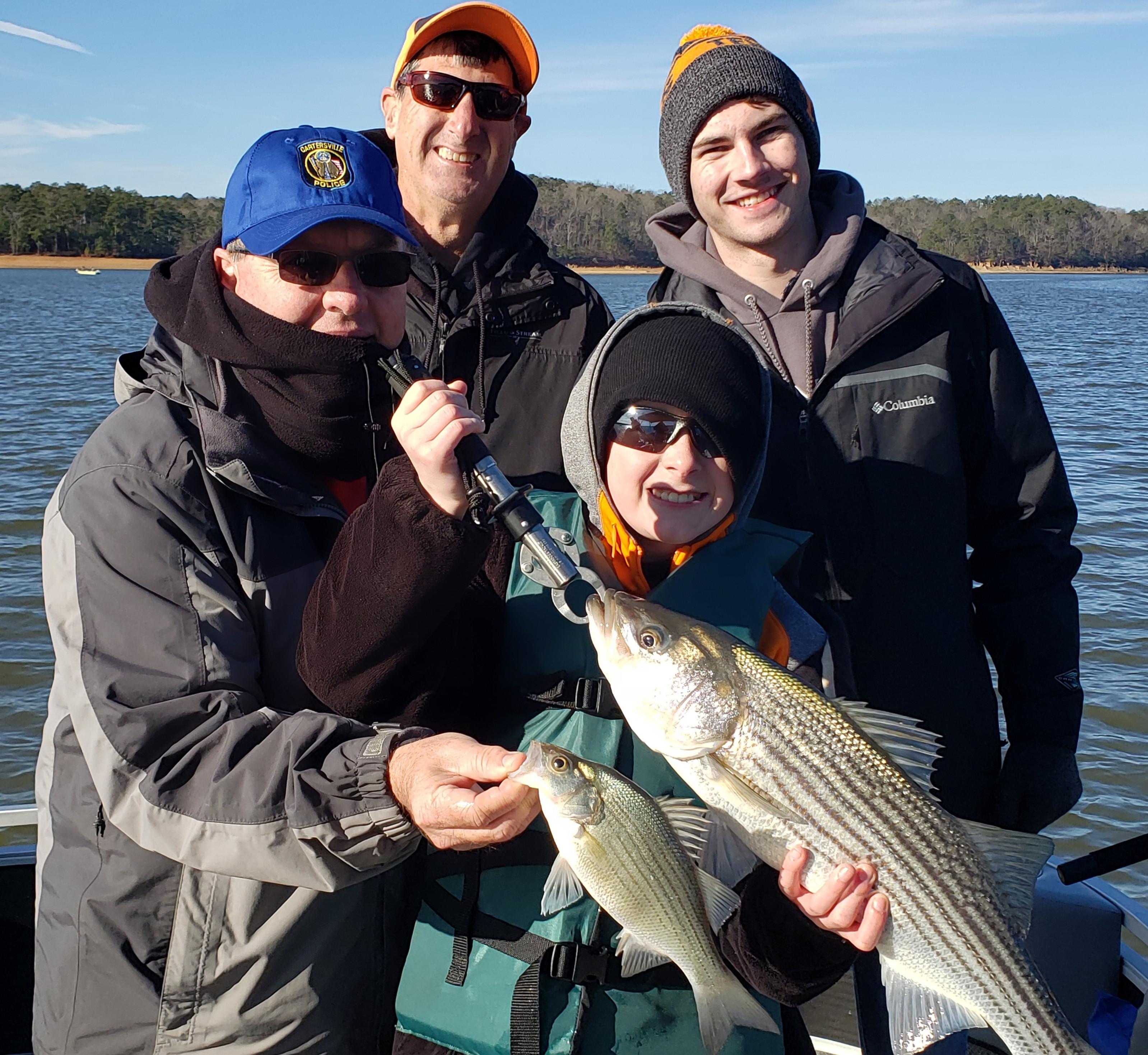 4 Hour Fishing Trip