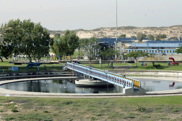 85.6% of wastewater in Israel is recycled.