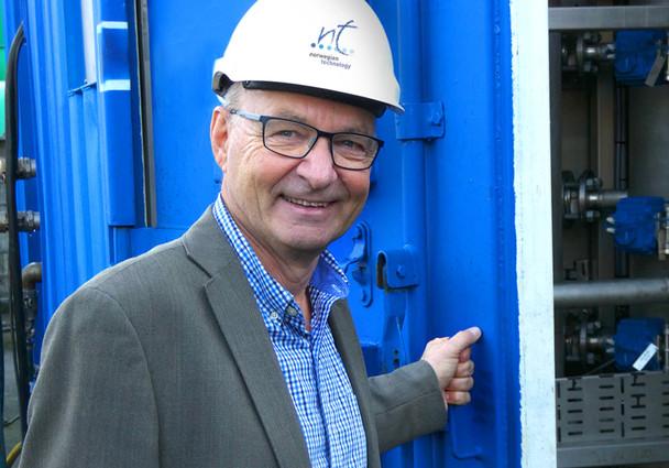 RUNE KVERNBERG IS NEW CEO FOR NORWEGIAN TECHNOLOGY