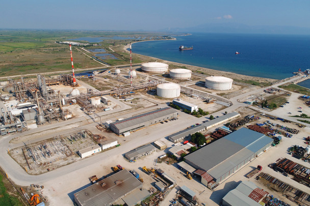 KAVALA OIL AND ENERGEAN GAS GREECE