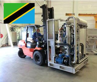 NEW SALE TO TANZANIA