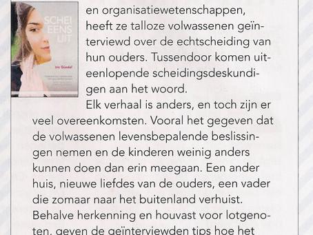 Iris in Psychologie Magazine!