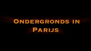 trailer Ondergronds in Parijs