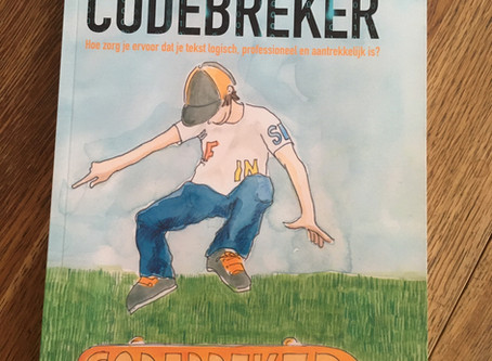 Boekenleggers 'Codebreker' weer beschikbaar!