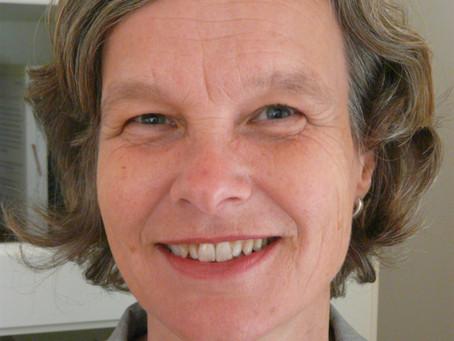 Evelyn van de Veen op het NVE-congres!