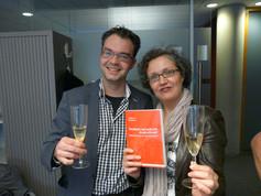 Martijn Wackers en Josje Kuenen