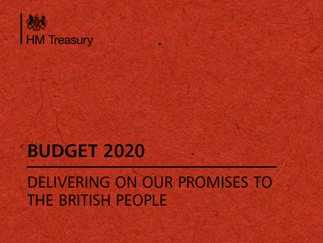 Budget 2020 – Highlights for Contractors