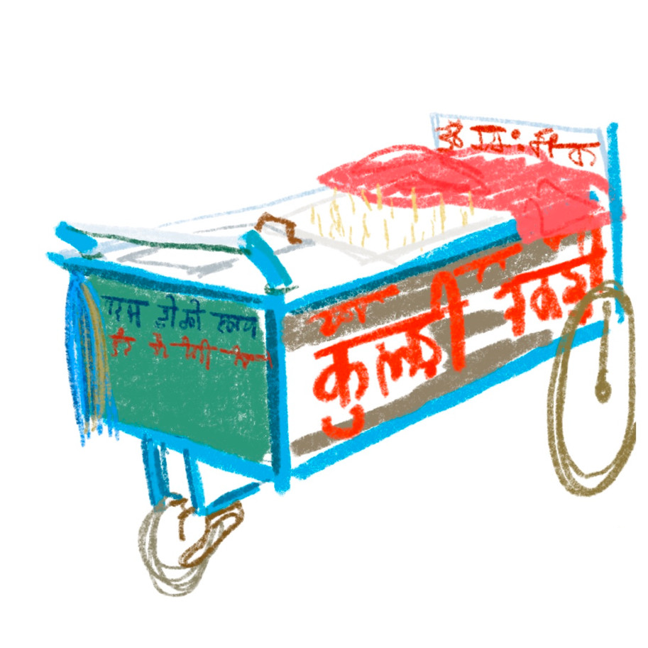 ice lolly maker, India