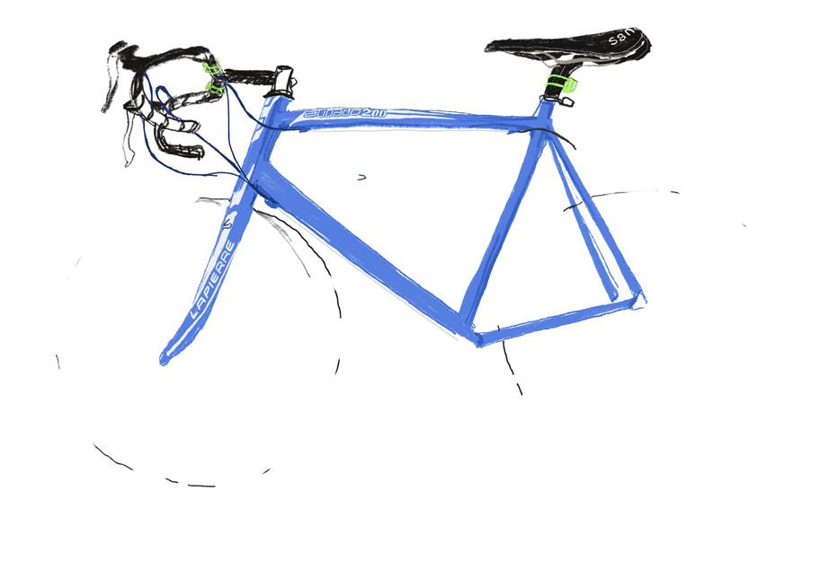 Freyas Bike