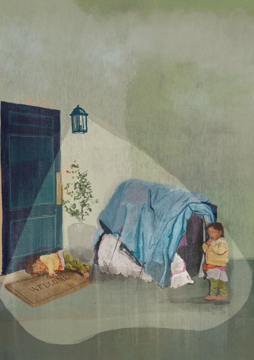 illustration for eko magazine