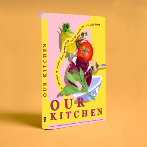 Our Kitchen cover design