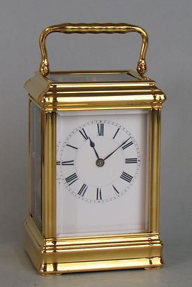 Jacot Paris French carriage clock