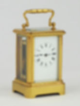Margaine Paris miniature french carriage clock