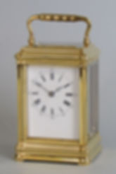 Drocourt Paris French carriage clock