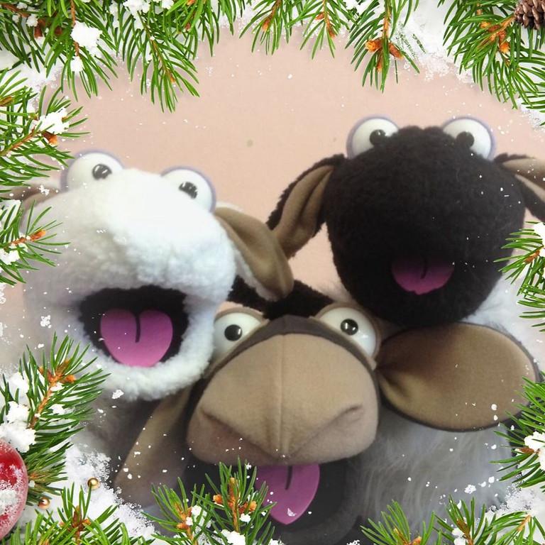 Christmas Eve Crib Service (Online)