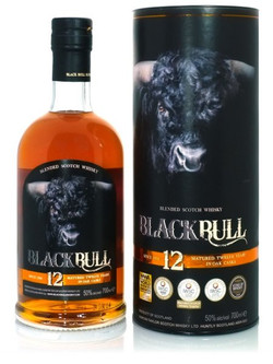 """""""Black Bull"""" 12 ans"""