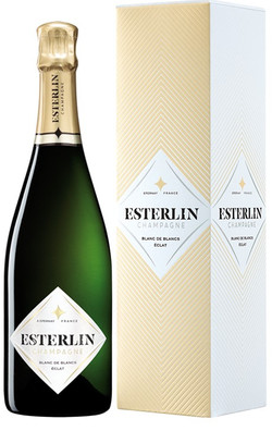 Champagne Esterlin - Blanc de Blancs Eclat