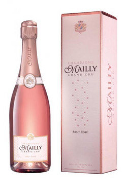 """Champagne Mailly """"Grand Cru"""" - Rosé"""