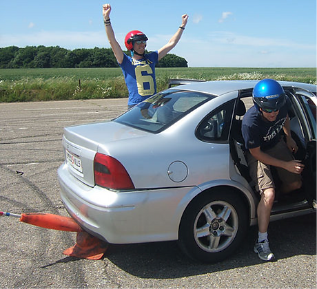Driving Experience Events at speedSkills