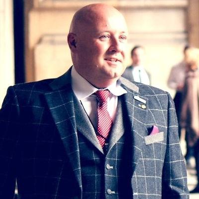 Photo of Stuart Dexter