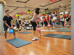 KetFit™ group fitness training class