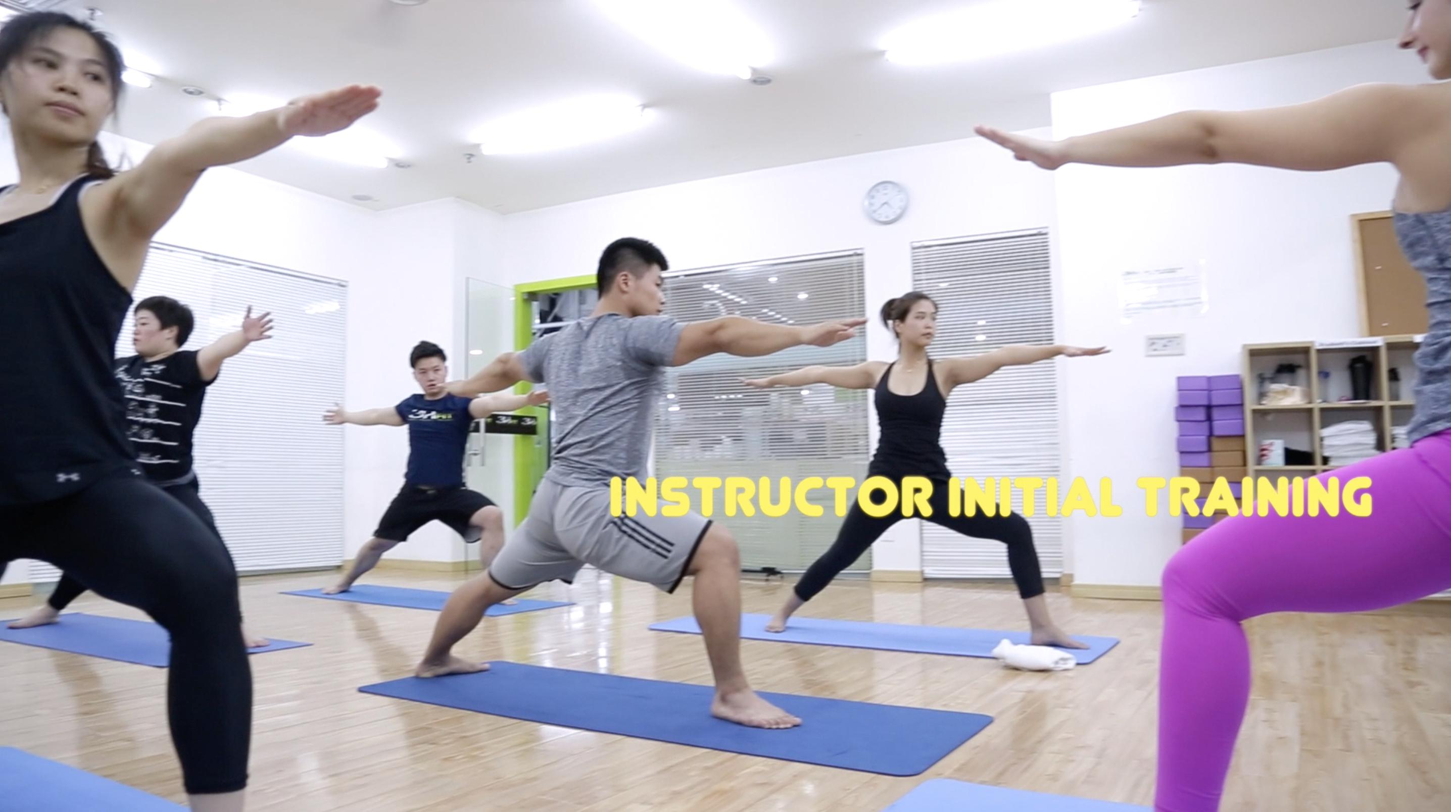 Instructor Module Training